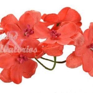 Florecillas de terciopelo