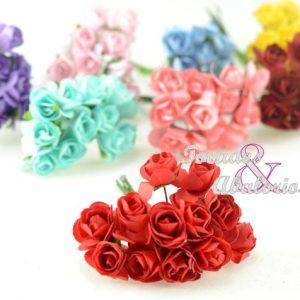 Ramillete mini rosas