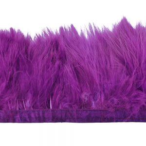 GALON MARABOUT 08CM violet