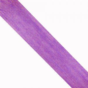RUBAN JUTE 04CM violet