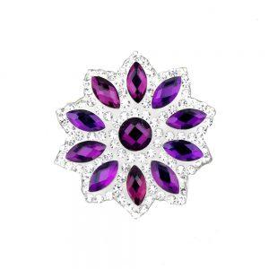 applique dekas violet
