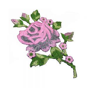 applique r&b jade rose