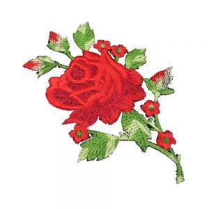 applique r&b jade rouge