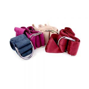 ceinture suedine
