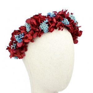 couronne anna multicolore
