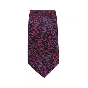 cravate albert paisley