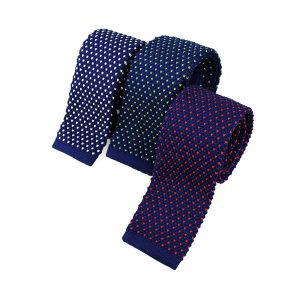 cravate alvaro crochet