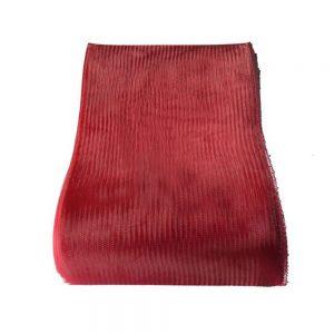 crin lise avec fil 15 cm grenat