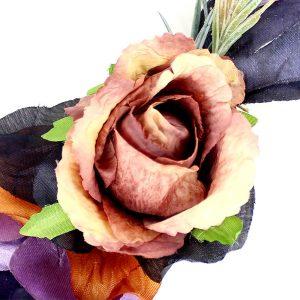 ensamble floral yami