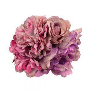ensemble floral dorote mauve