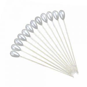 epingle perle (12 unites)