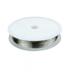 fil cuivre 0,30 mm or argent