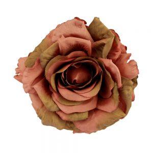 fleur aramea bronze
