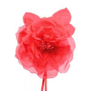 fleur chebija rouge