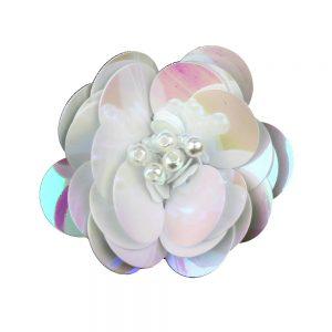 fleur cosette blanc