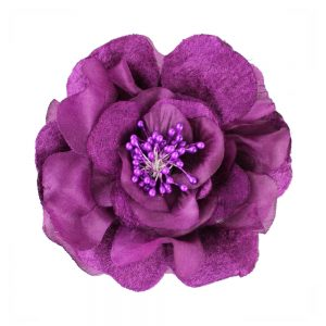 fleur elba aubergine