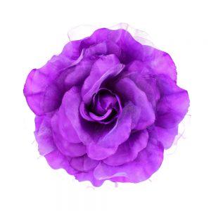 fleur micaela 16 cm violet