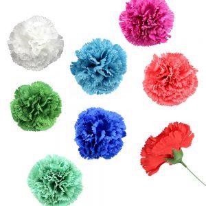 fleur oeillet 09cm