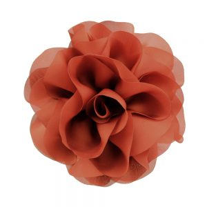 fleur serrat rouge garance