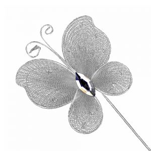 papillon fil de fer (3 unites) unique