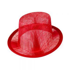 Sombrerito Mini Hat rojo
