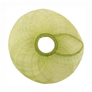 bords a capelines 45 cm vert moyen