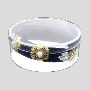 boite fond blanc 13x5 haute qualite transparent