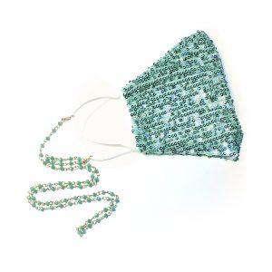 cordon de masque de cristal 2